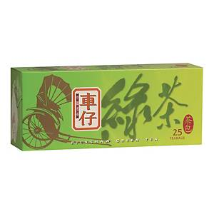 Rickshaw Green Tea Tea Bags - Box of 25