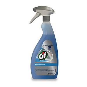 Cif professional glas- and interior cleaner