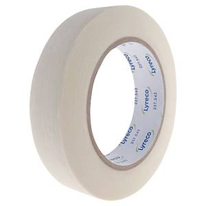 Lyreco Krepp tape 25mmx50 m
