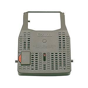 Cinta para máquina de escribir compatible para Canon AP-350 Grupo 155C - negro