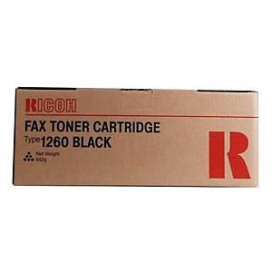Toner Ricoh Type 1260, 5000pages, noir