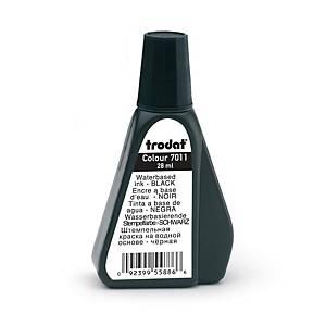 TRODAT 7011 INK REFILL BLACK