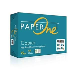 PaperOne A4 實用影印紙 75磅 - 每捻500張