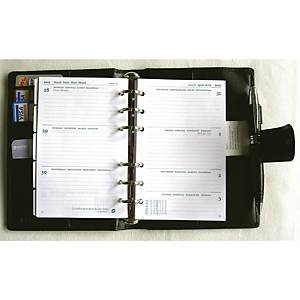 Succes Junior organiser with Budget cover black