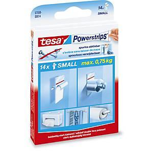 Powerstrips Tesa Small, pakke à 14 strips