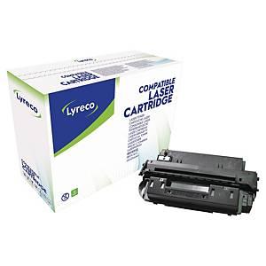 Toner Lyreco kompatibel zu HP Q2610A, 6000 Seiten, schwarz