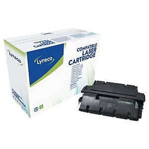 Toner Jumbo Lyreco kompatibel zu HP C4127X / Canon EP-52, 18000 S., schwarz