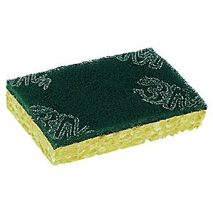 Pack de 10 estropajos Scotch-Brite - 150 x 95 mm -verde