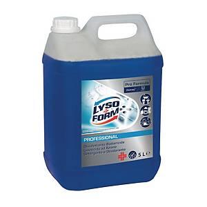 Detergente multiuso disinfettante Lysoform Pro Formula classico 5 L