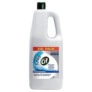 Mleczko CIF Cream bez chloru, 2 l