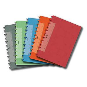 Adoc Linex notebook A4 squared 4x8 mm 72 pages