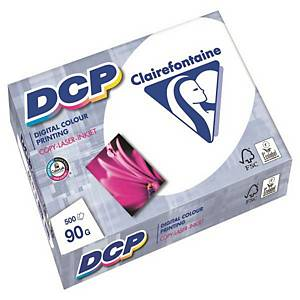 Clairfontaine DCP 컬러인쇄전용지 A4 90g 하양 500매/1권