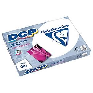 Papier CLAIREFONTAINE DCP satynowany A3, 90  g/m², 500 arkuszy