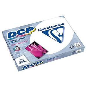 Papier blanc A3 Clairefontaine DCP - 250 g - ramette 125 feuilles