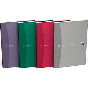 Geschäftsbuch Oxford 2304 Office, A4, kariert, farbig sortiert, 96 Blatt