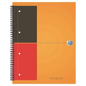 Oxford International Filingbook A4+ lined 100 pages