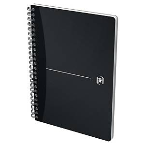 OXFORD A5 OFFICE NOTEBOOK PP RULED 90GSM