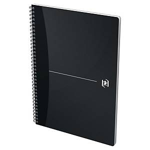 OXFORD A4 OFFICE NOTEBOOK PP RULED 90GSM - PACK OF 5