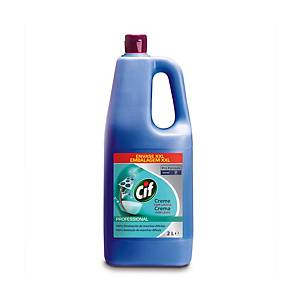 CIF PROFESSIONAL GEL CLEANER WITH BLEACH 2L