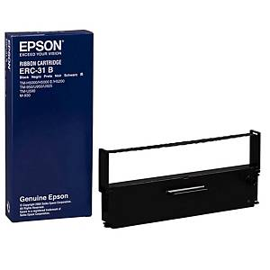 Epson ERC-31B Print Ribbon Black