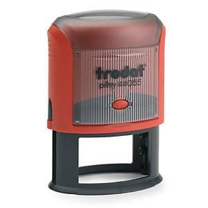 TRODAT ตรายางวงรีสั่งทำหมึกในตัว TR-44055 55 x 35มม.