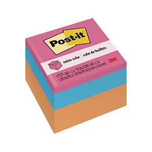 3M 2051-OCW POSTIT C/CUBE MINI 47.6X47.6