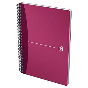 Oxford Office Urban Mix notebook A5 squared 5x5 mm 90 pages