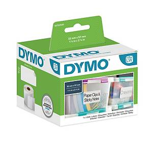 Dymo LW Multi-Purpose Labels, 57mm X 32mm, Roll of 1000