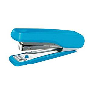 MAX HD-10N HALF-STRIP STAPLER BLUE