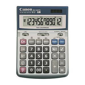Canon 佳能 HS-1200TS 中型桌面計數機 12位