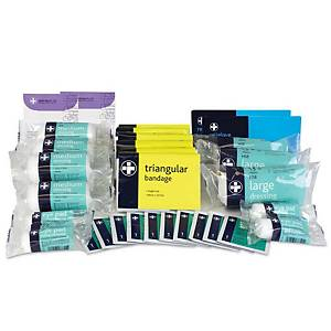 First Aid Kit Refill Medium Size For 11-20 Employees