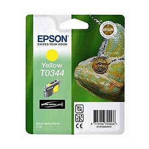 Cartuccia inkjet Epson C13T03444010 440 pag giallo