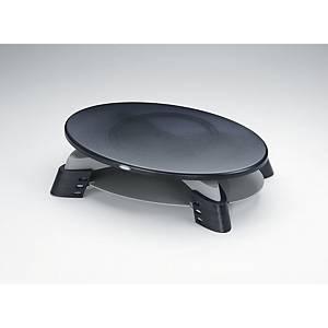 Fellowes draaiende standaard voor flatscreen, verstelbare hoogte, zwart/grijs