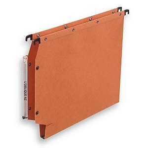 Elba AZV Mark Ultimate suspension files for cupboards 15mm orange - box of 25