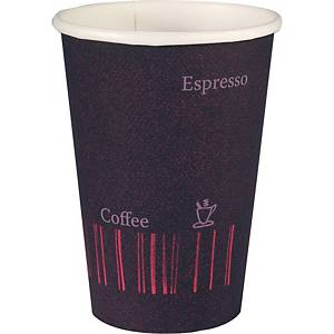 PK50 DUNI 124513 CUP PAPER 41CL BROWN