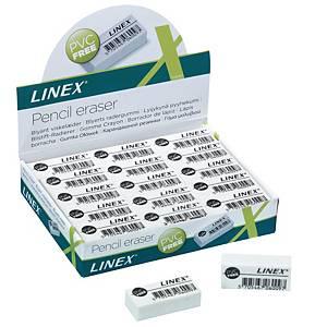 Viskelæder Linex, PVC-fri, æske a 30 stk.