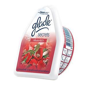 GLADE ลูกหอมปรับอากาศ ซีเคร็ท กลิ่นดอกไม้ป่า50กรัม