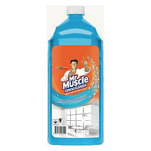 MR MUSCLE Glass and Surface Cleaner  Refill Bottle of 2040 ml