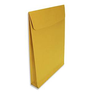 555 Expanding Envelope Kraft Size 11  X 17  125Gram Brown - Pack of 50