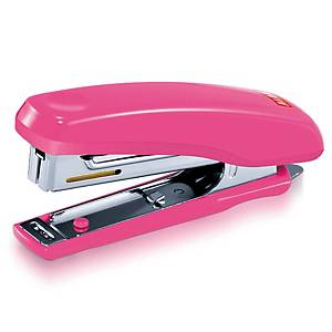 MAX HD10D HALF STRIP STAPLER  PINK