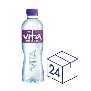 Vita Distilled Water 430ml - Pack of 24
