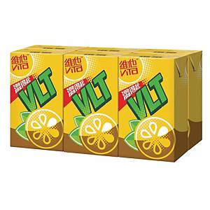 Vita Lemon Tea 250ml - Pack of 6