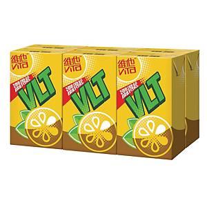 Vita 維他 檸檬茶250毫升 - 6包裝