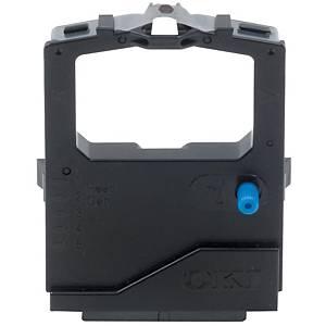 OKIผ้าหมึกเครื่องพิมพ์ดอทเมทริกซ์ รุ่น ML790