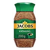 Kawa rozpuszczalna JACOBS Krönung, 200 g