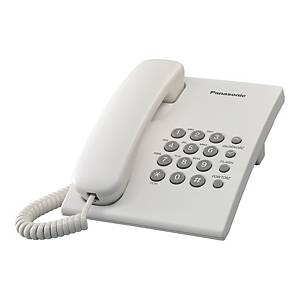 PANASONIC KX-TS500 TELEPHONE WHITE