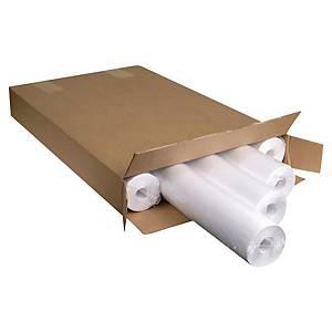 Recharge paperboard Exacompta - quadrillé - 98 x 65 cm - 5 x 50 feuilles