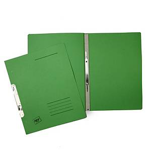 HITOFFICE CLASSIC SUSP BINDER A4 GR