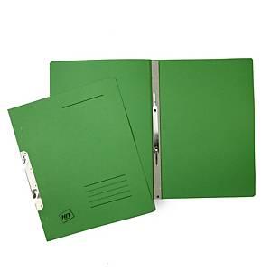 Classic 1/1 függő gyorsfűző, zöld A4, 50 darab/csomag