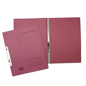 HITOFFICE CLASSIC SUSP BINDER A4PINK